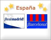 Tarjetas postales: Equipos españoles