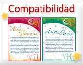 Tarjetas postales: Compatibilidad de los Signos