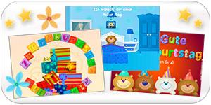 Freier Zugang zu allen Premium-E-Cards