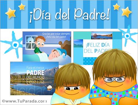 Tarjetas de Día del padre