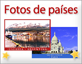 Tarjetas postales: Fotos de países