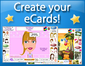 Greeting ecards: Create your own ecards