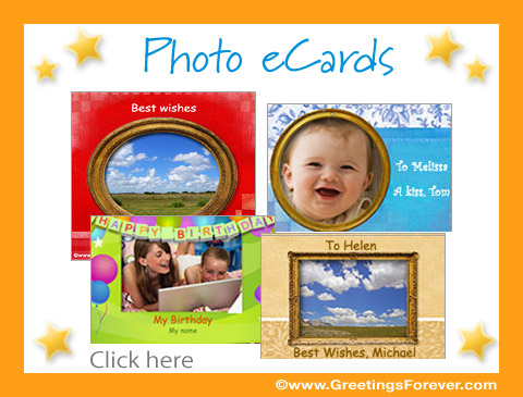 Photo eCards