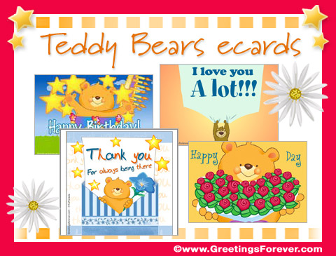 Teddy Bears ecards