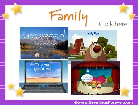 Family ecards