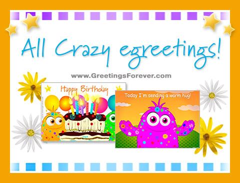 All Crazy ecards