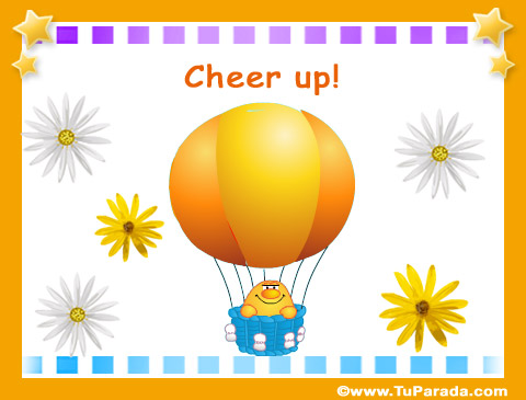 Cheer up ecards