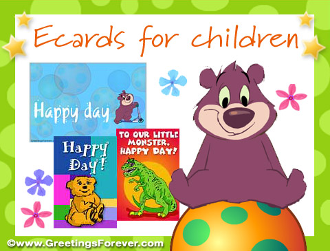 Ecards for children ecards