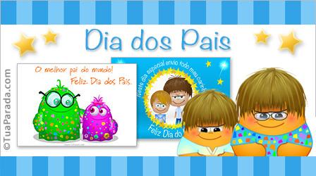 Cartões Dia dos Pais