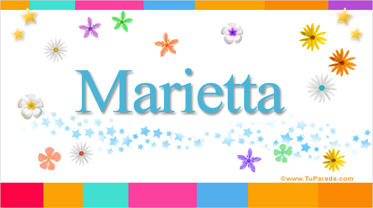 Marietta, imagen de Marietta