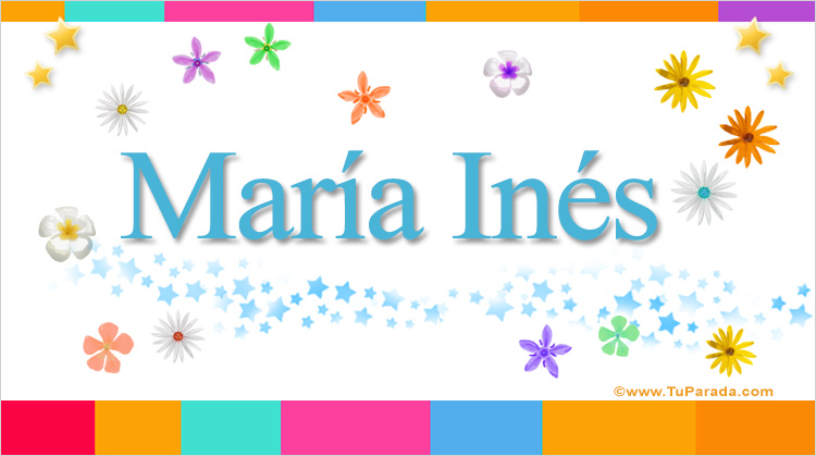 María Inés, imagen de María Inés