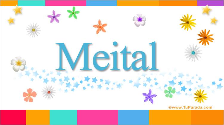 Meital, imagen de Meital