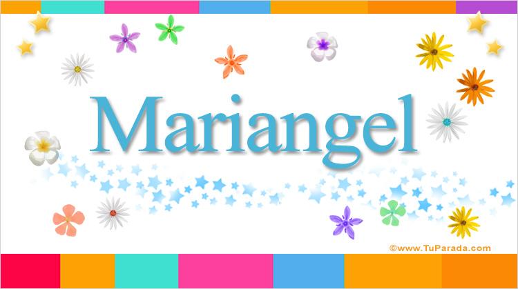 Mariangel, imagen de Mariangel