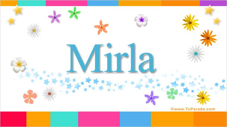 Mirla, imagen de Mirla