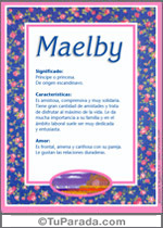 Maelby