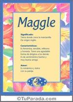 Nombre Maggle