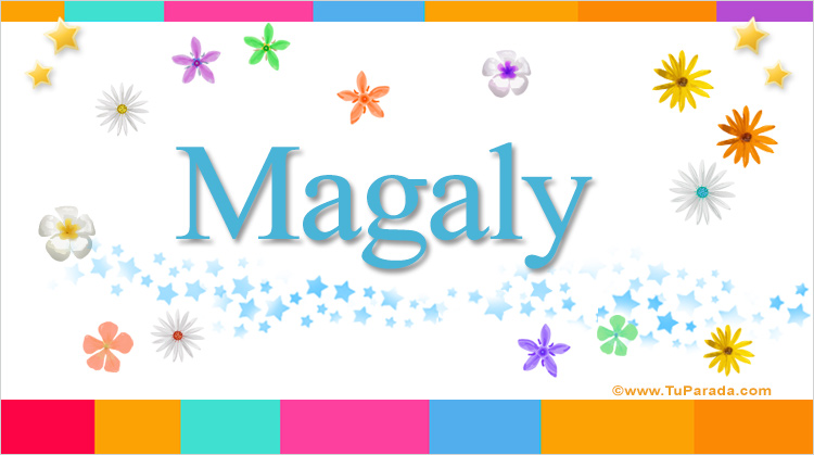 Magaly, imagen de Magaly