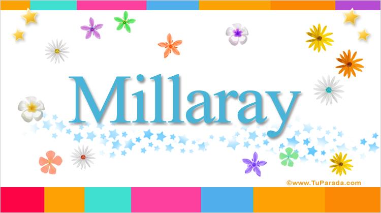 Millaray, imagen de Millaray