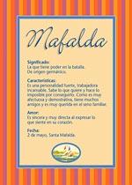 Nombre Mafalda