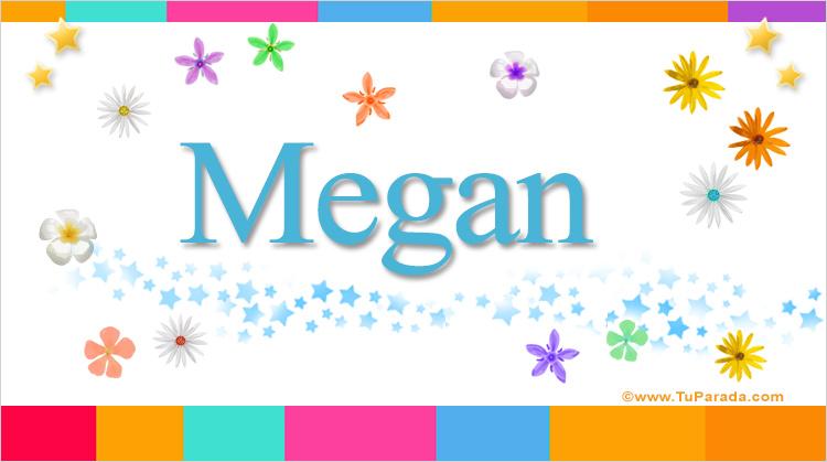 Megan, imagen de Megan