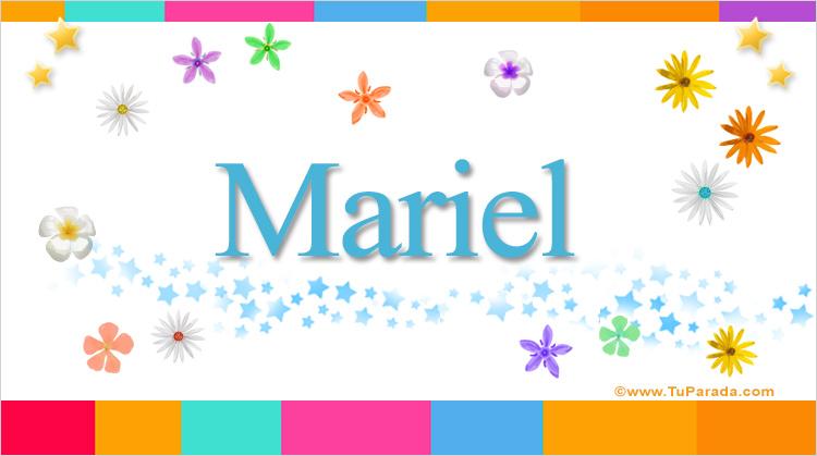 Mariel, imagen de Mariel