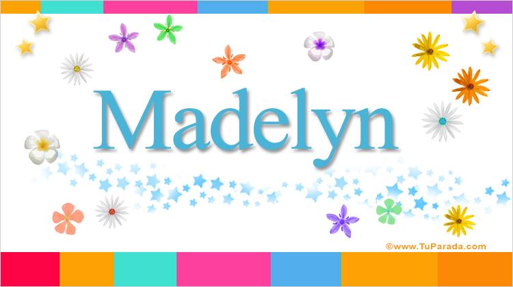 Madelyn, imagen de Madelyn