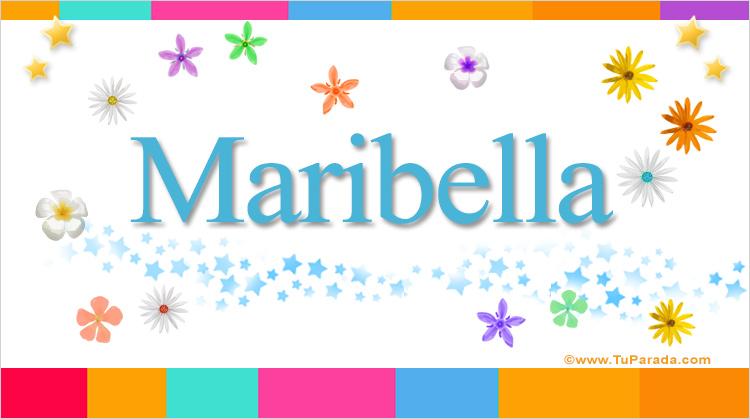 Maribella, imagen de Maribella