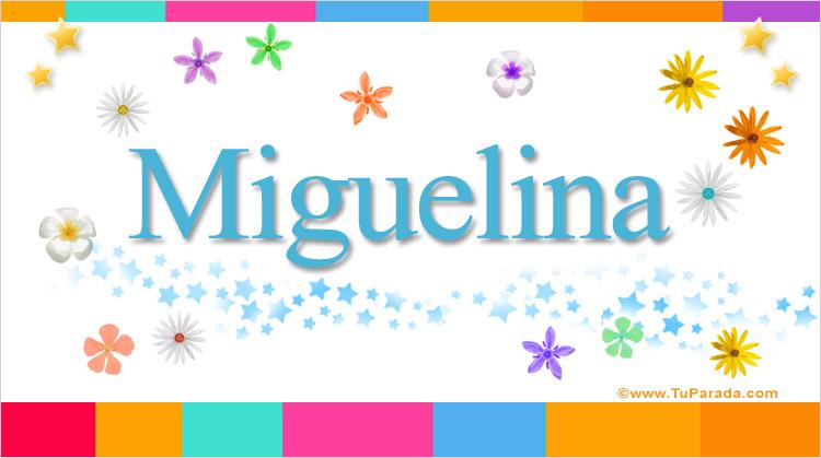 Miguelina, imagen de Miguelina