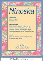 Ninoska