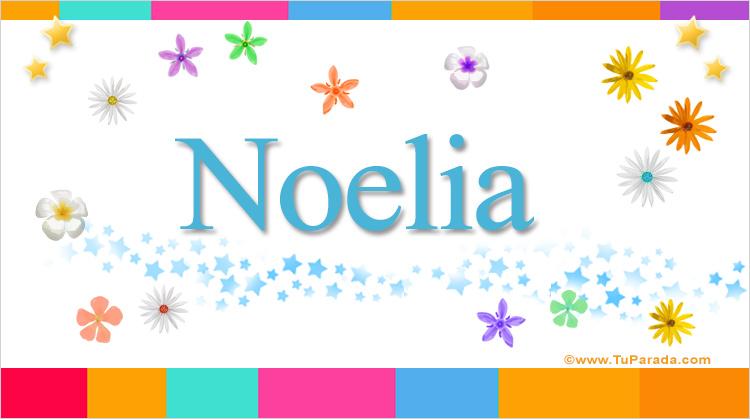 Noelia, imagen de Noelia