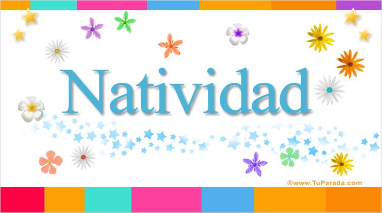 Natividad, imagen de Natividad