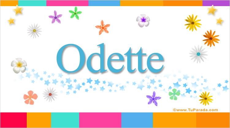Odette, imagen de Odette