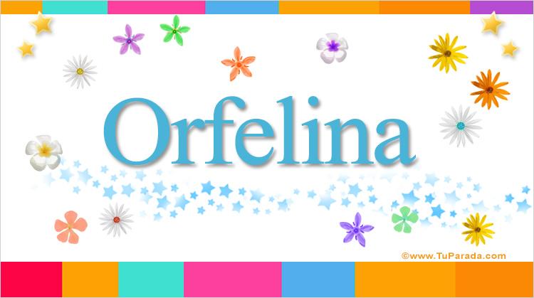 Orfelina, imagen de Orfelina