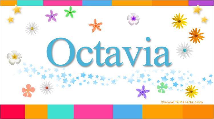 Octavia, imagen de Octavia