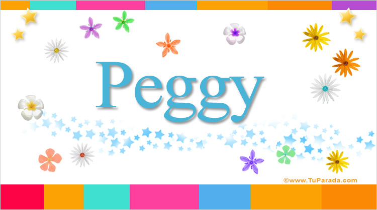 Peggy, imagen de Peggy