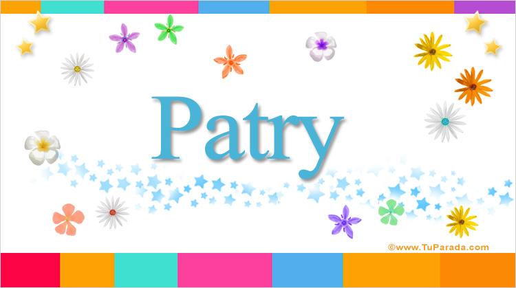 Patry, imagen de Patry