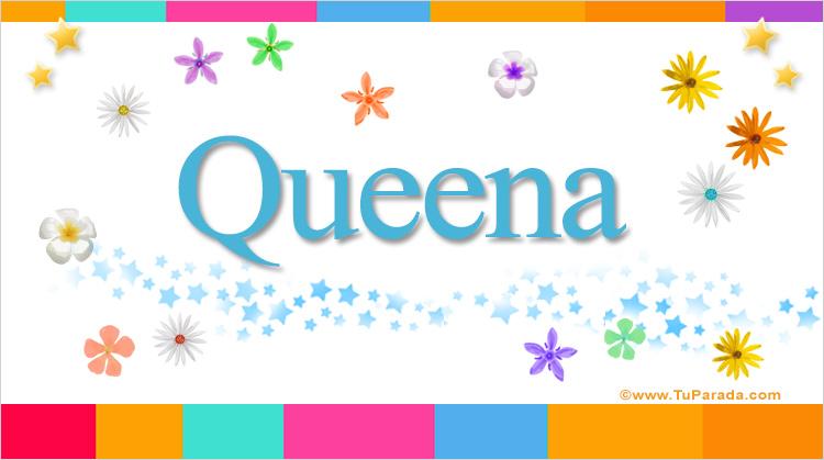 Queena, imagen de Queena