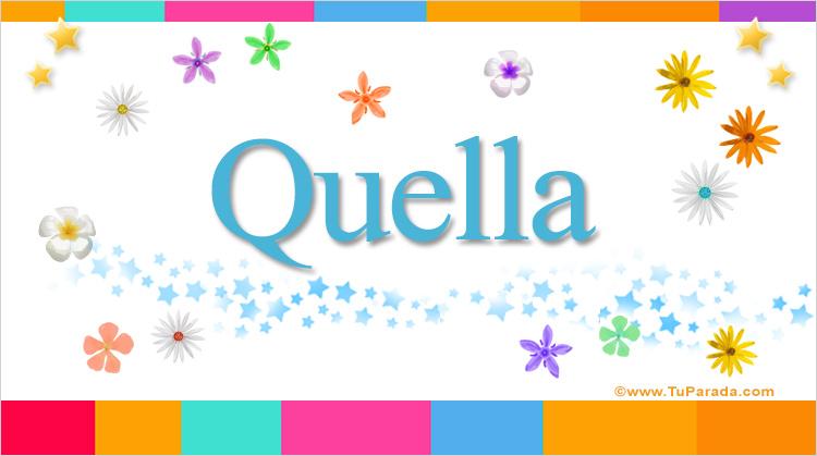 Quella, imagen de Quella