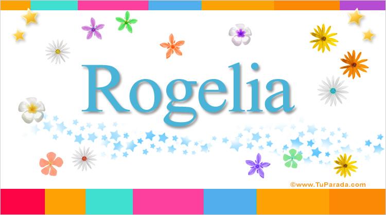 Rogelia, imagen de Rogelia