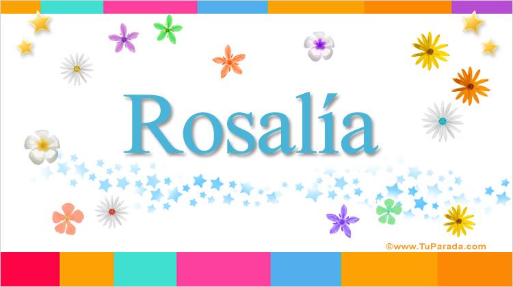 Rosalía, imagen de Rosalía