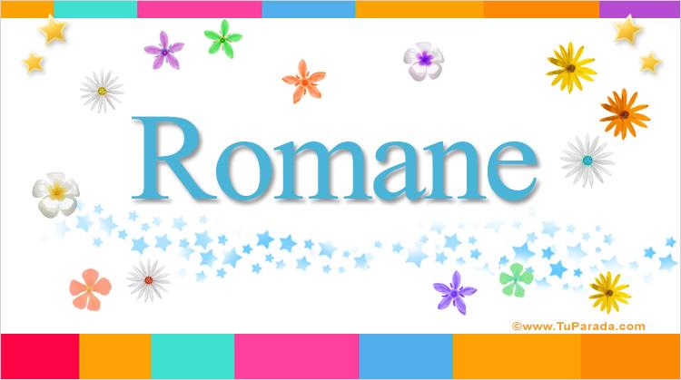 Romane, imagen de Romane