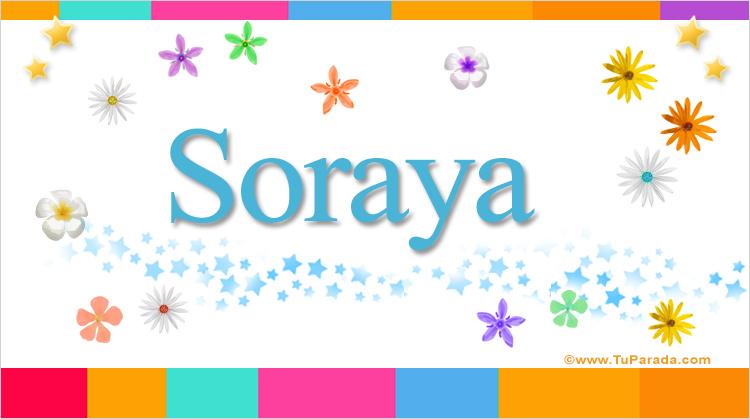 Soraya, imagen de Soraya