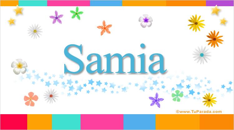 Samia, imagen de Samia