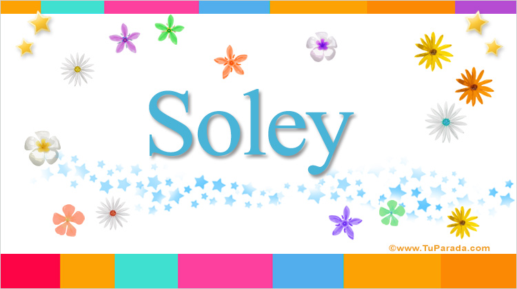 Soley, imagen de Soley