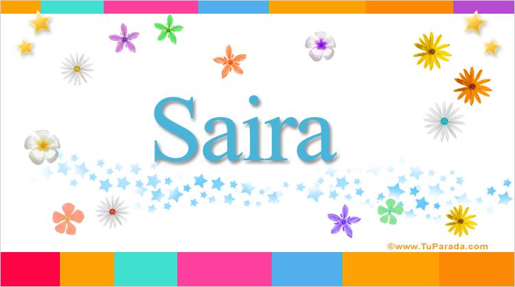 Saira, imagen de Saira