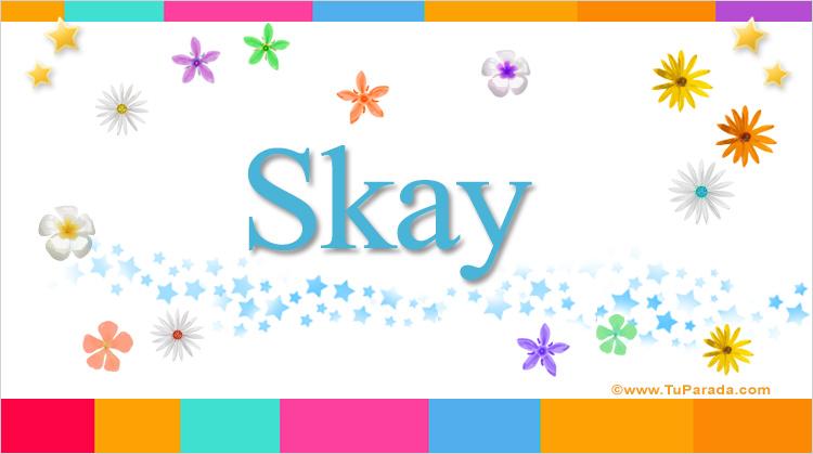 Skay, imagen de Skay