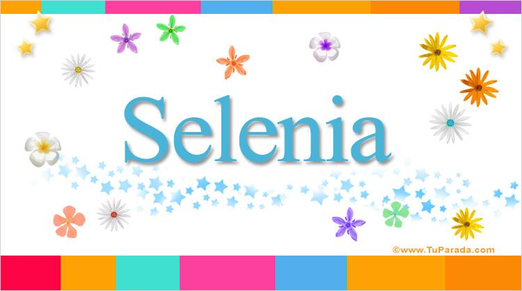 Selenia, imagen de Selenia
