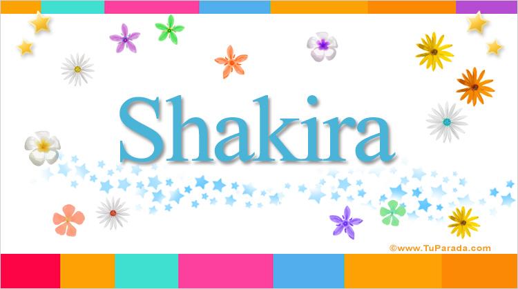 Shakira, imagen de Shakira