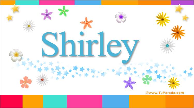 Shirley, imagen de Shirley