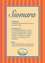 Nombre Siomara